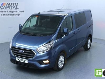 used Ford Custom Transit2.0 320 Limited Auto EcoBlue 130 Bhp L1 H1 6 Seats Combi Low Emission, 2020, not known, 5267 miles.
