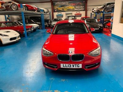 used BMW 118 1 Series d Sport 5dr Step Auto