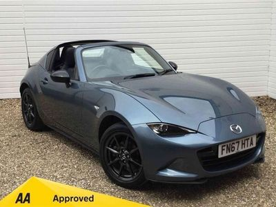 used Mazda MX5 2017 Leicester Sport Tech