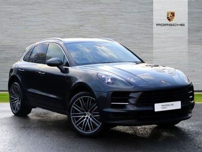 used Porsche Macan S Macan3.0 Petrol 5dr PDK PAN ROOF/|SPORTS CHRONO/PDK 2019