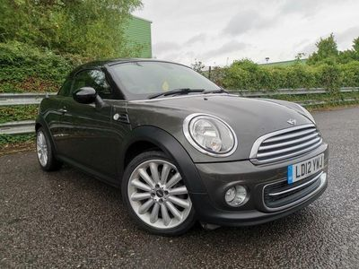 used Mini Cooper Coupé