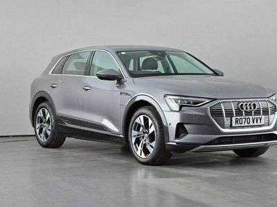 used Audi E-Tron 50 QUATTRO SPORT 230kW 5d 309 BHP
