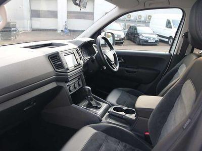 used VW Amarok D/Cab Pick Up Trendline 3.0 V6 Tdi 204 Bmt 4M Auto pickup 2018