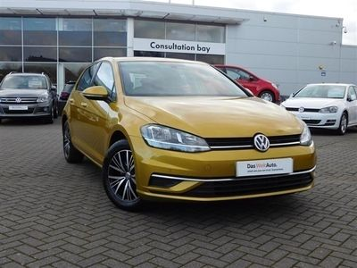 used VW Golf 1.5 TSI EVO SE Hatchback (s/s) 5dr Hatchback 2019