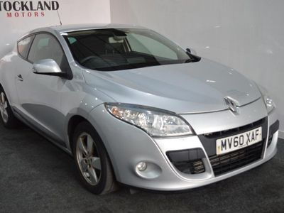 used Renault Mégane 1.5 dCi 106 Dynamique TomTom 3dr