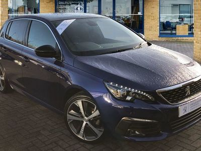 used Peugeot 308 1.6 BlueHDi GT Line (s/s) 5dr