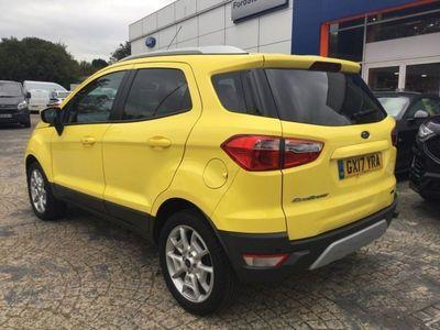 used Ford Ecosport TITANIUM Hatchback