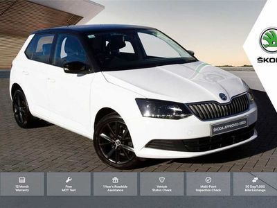 used Skoda Fabia 1.0 MPI (75ps) Colour Edition (s/s)