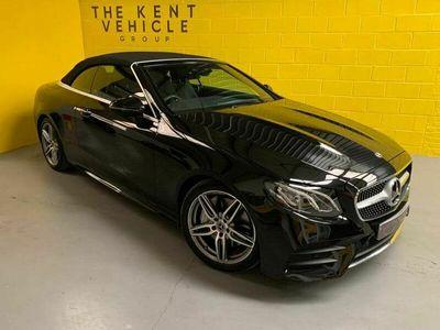 used Mercedes E300 E-Class 2.0AMG Line (Premium)(s/s) Convertible