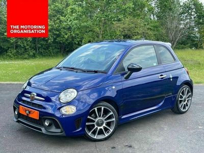 used Abarth 595 1.4 TURISMO 70tTH ANNIVERSARY EDITION STAGE 1 REMAP 212BHP 3DR