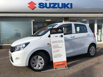 used Suzuki Celerio SZ2 1.0 5dr