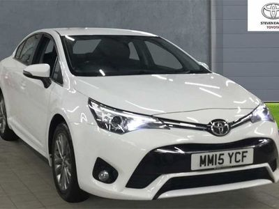used Toyota Avensis 1.6 D-4D Business Edition 4-Dr Sat Nav