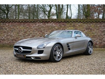 used Mercedes SLS AMG 6.3 AMG Coupé only 39.566 km 2 owners from new!