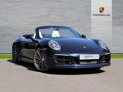 used Porsche 911S 2dr PDK Sports