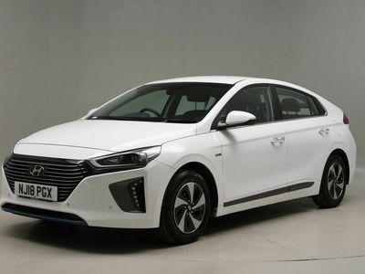 used Hyundai Ioniq 1.6 GDi Hybrid Premium SE 5dr DCT For Sale Reg:NJ18 PGX