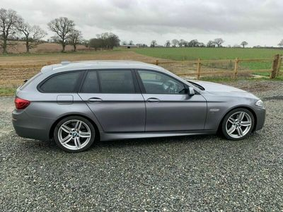 used BMW 535 5 Series 3.0 d M Sport Touring 5dr