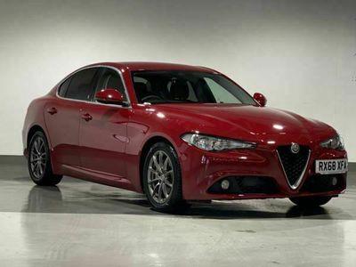 used Alfa Romeo Giulia Saloon 2.2 JTDM-2 180 Tecnica 4dr Auto diesel
