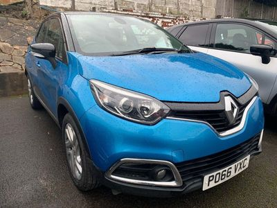 used Renault Captur 0.9 TCe ENERGY Dynamique Nav SUV 5dr Petrol Manual (s/s) (114 g/km, 90 bhp)