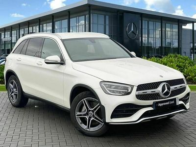 used Mercedes 220 Glc4Matic Amg Line 5Dr 9G-Tronic 2.0