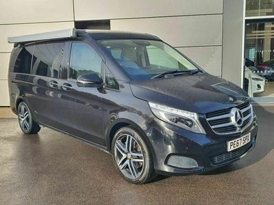 used Mercedes V250 V Class 2.2Sport Marco Polo G-Tronic+ (s/s) 4dr