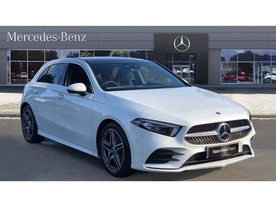 used Mercedes A220 A-ClassAMG Line Premium Plus 5dr Auto Diesel Hatchback 2.0