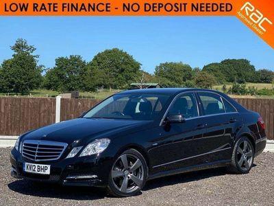 used Mercedes E350 E Class 3.0CDI BlueEFFICIENCY Avantgarde G-Tronic 4dr