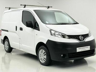 used Nissan NV200 1.5 dCi Acenta Van Euro 6