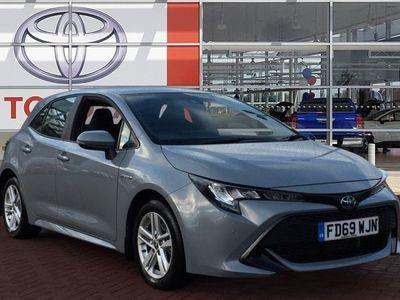 used Toyota Corolla Hatchback 1.8 VVT-i Hybrid Icon Tech 5dr CVT