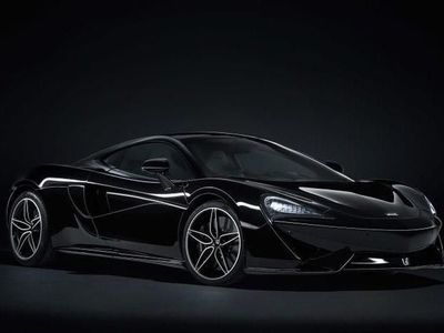 used McLaren 570GT MSO Black Collection - Sport Pack Lift Panoramic Roof