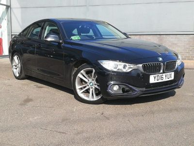 used BMW 420 4 Series d [190] Sport 5dr Auto [Business Media]