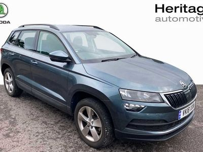 used Skoda Karoq SUV 1.5 TSI (150ps) SE