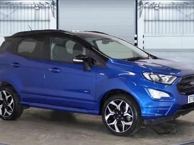 used Ford Ecosport 1.5 EcoBlue 125 ST-Line 5dr AWD