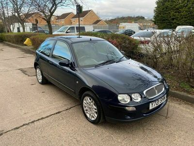 used Rover 25 1.4 Impression 3dr