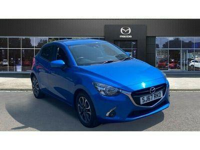 used Mazda 2 1.5 Sport Nav 5dr Petrol Hatchback