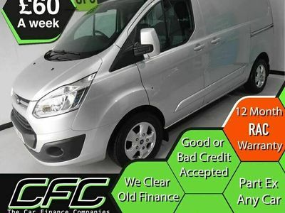 used Ford Custom Transit2.2TDCi 270 L1H1 Limited (155PS)