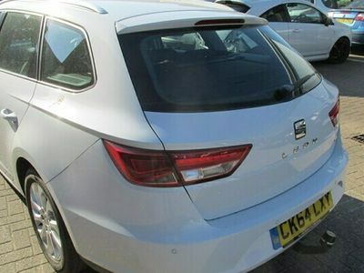 used Seat Leon ST 1.2 TSI (110bhp) SE (Technology Pack) 5d