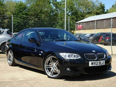 used BMW 325  3 Series 3.0 d Sport Plus Edition 2dr