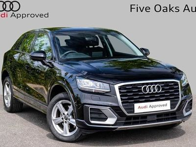 used Audi Q2 Sport 1.4 TFSI cylinder on demand 150 PS 6-speed
