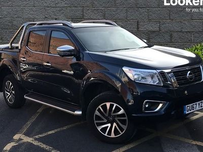 used Nissan Navara Double Cab Pick Up Tekna 2.3dCi 190 4WD Auto
