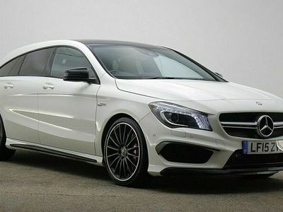 used Mercedes CLA45 AMG Cla Class4Matic 5dr Tip Auto 2.0