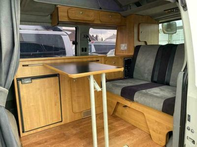 used Mazda Bongo 2.5 TD Auto Free Top 4 Berth Camper Conversion AA Approved