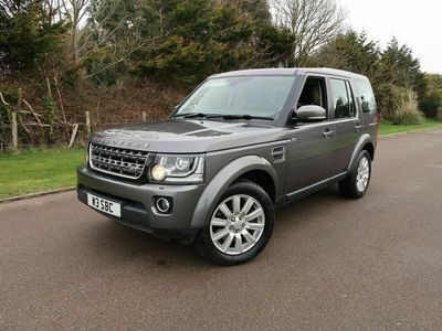 used Land Rover Discovery 4 3.0 SD V6 SE (s/s) 5dr