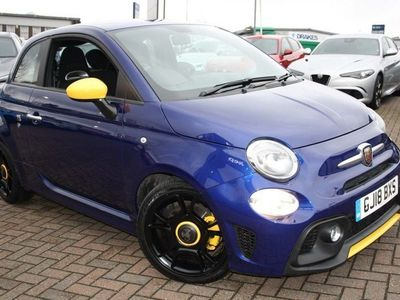 used Abarth 595 1.4 T-Jet 160 Trofeo 3Dr