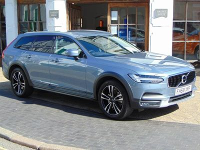 used Volvo V90 CC 2.0 D4 Plus 5dr AWD Geartronic Estate diesel estate