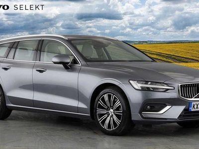 used Volvo V60 Diesel Sportswagon 2.0 D3 Inscription 5dr Auto Estate 2018