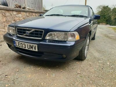 used Volvo C70 2.3 T5 GT 2dr