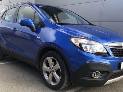 used Vauxhall Mokka 1.6 Cdti Exclusiv 5Dr