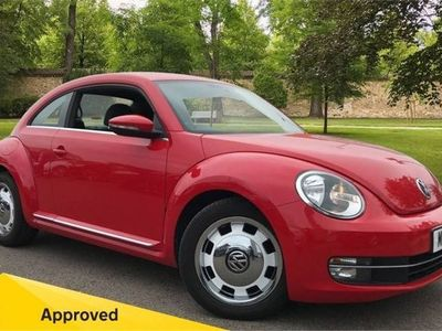 used VW Beetle 2.0 TDI 150 Design 3dr