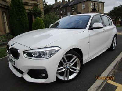 used BMW 118 1 Series 2.0 d M Sport (s/s) 5dr