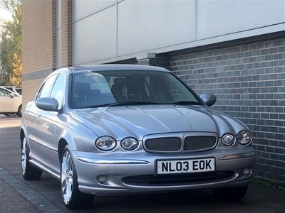 used Jaguar X-type 2.1L V6 4d 157 BHP, 2003 ( )